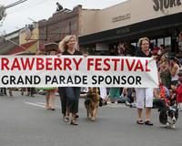 5723c Grand Parade Strawberry Festival 2010