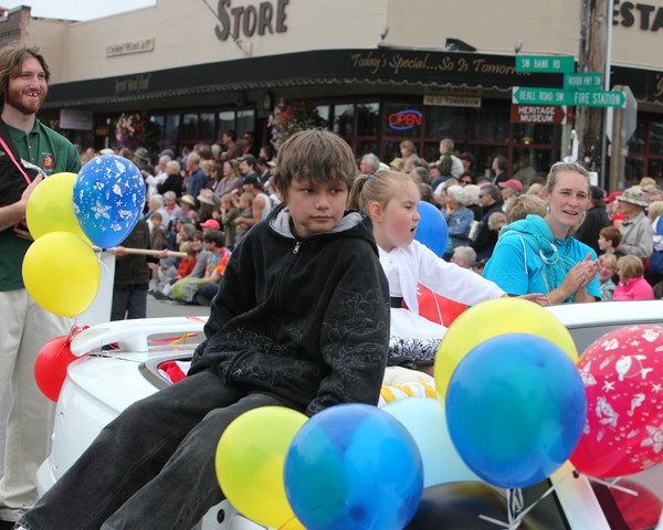 5823 Grand Parade Strawberry Festival 2010