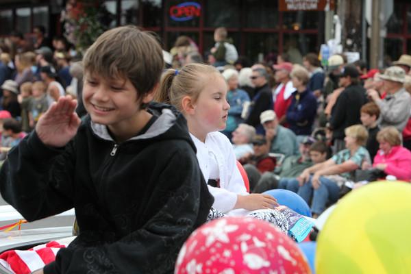 5826 Grand Parade Strawberry Festival 2010