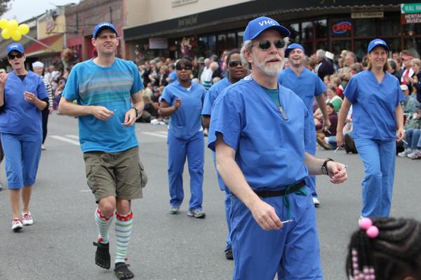 5881 Grand Parade Strawberry Festival 2010
