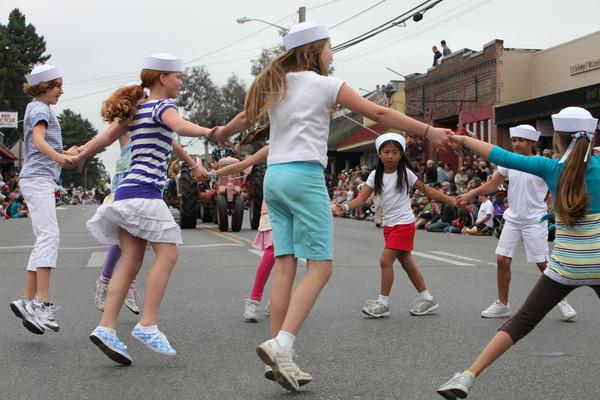 5927 Grand Parade Strawberry Festival 2010