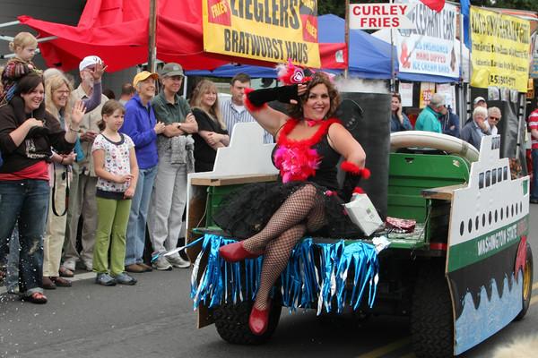 6134 Grand Parade Strawberry Festival 2010