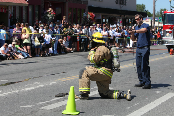 6784 VIFR Firefighter Challenge 2010