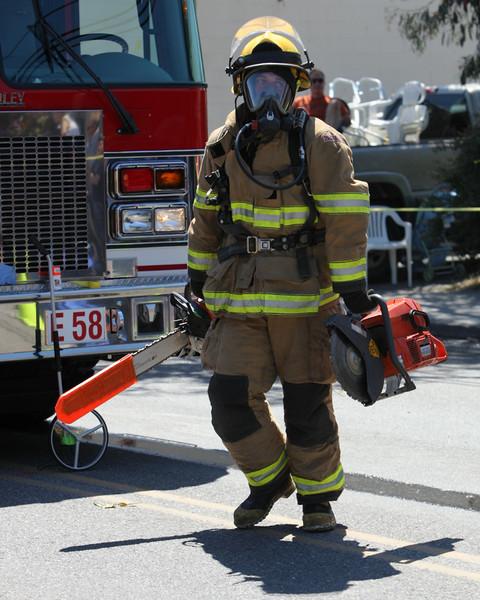 6799 VIFR Firefighter Challenge 2010