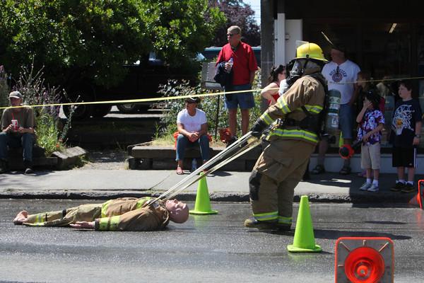 6862 VIFR Firefighter Challenge 2010