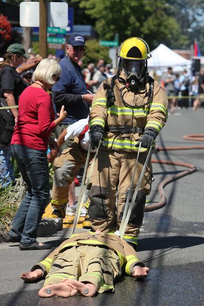 6866 VIFR Firefighter Challenge 2010