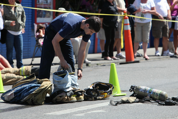 6874 VIFR Firefighter Challenge 2010