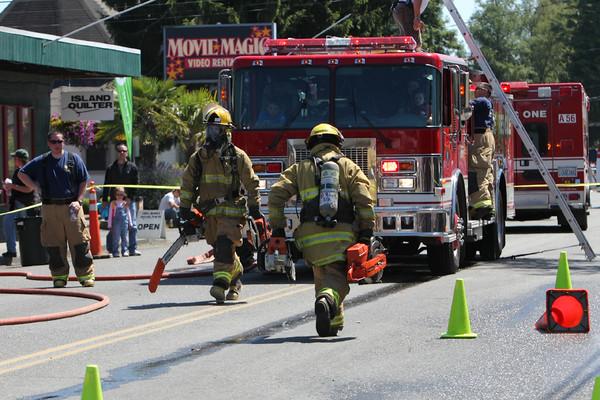 6913 VIFR Firefighter Challenge 2010