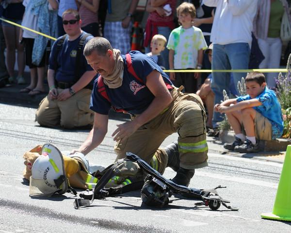 6956 VIFR Firefighter Challenge 2010