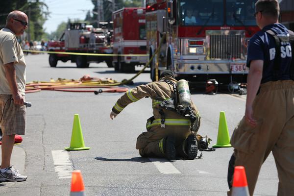 6962 VIFR Firefighter Challenge 2010