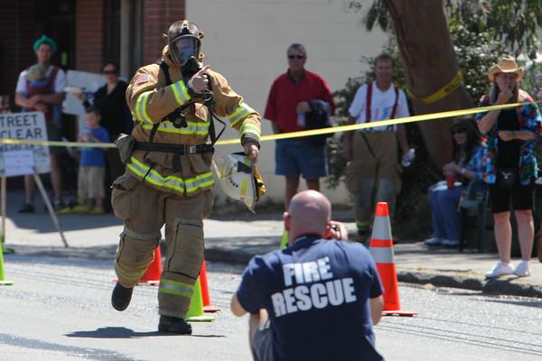 6967 VIFR Firefighter Challenge 2010