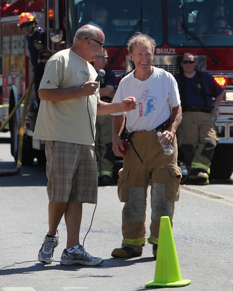 7030 VIFR Firefighter Challenge 2010