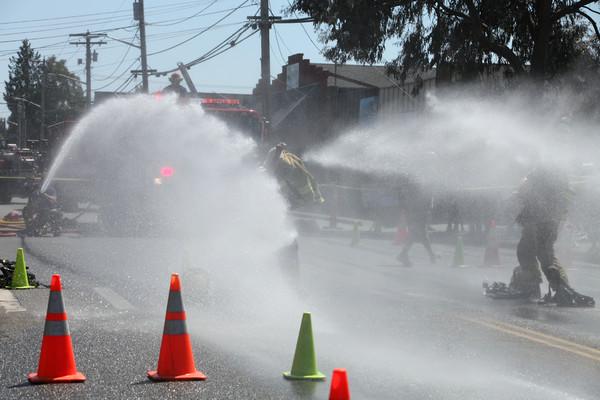 7064 VIFR Firefighter Challenge 2010