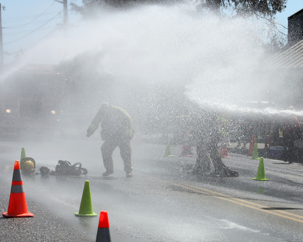 7066 VIFR Firefighter Challenge 2010
