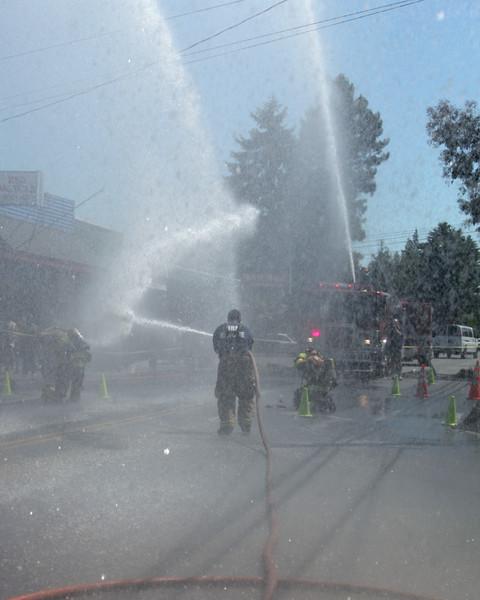 7082 VIFR Firefighter Challenge 2010