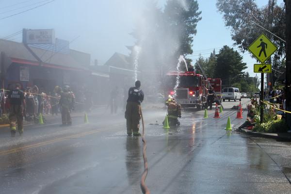 7090 VIFR Firefighter Challenge 2010