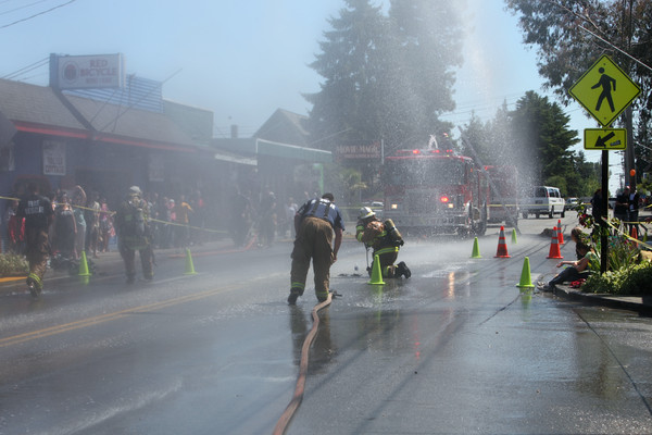 7092 VIFR Firefighter Challenge 2010