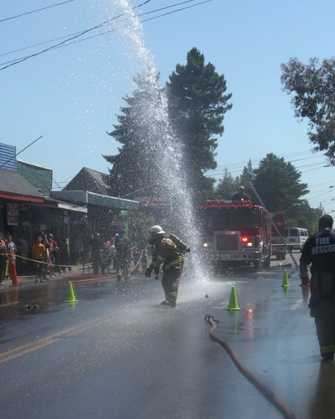 7097 VIFR Firefighter Challenge 2010