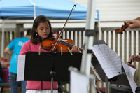 8101 Vashon Youth String Orchestra at the Green Stage 2010