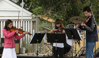 8104 Vashon Youth String Orchestra at the Green Stage 2010