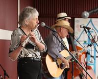 8159 Not The Church of Great Rain House Band at Pandoras Box 2010
