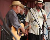 8166 Not The Church of Great Rain House Band at Pandoras Box 2010
