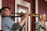 8170 Not The Church of Great Rain House Band at Pandoras Box 2010