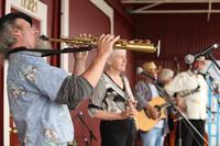8174 Not The Church of Great Rain House Band at Pandoras Box 2010