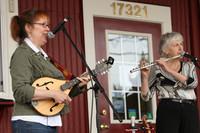 8233 Not The Church of Great Rain House Band at Pandoras Box 2010