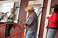 8259 Not The Church of Great Rain House Band at Pandoras Box 2010