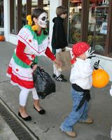 19538 Halloween on Vashon 2009