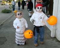19542 Halloween on Vashon 2009