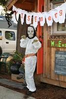 19567 Halloween on Vashon 2009