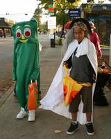 19570 Halloween on Vashon 2009
