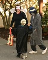 19574 Halloween on Vashon 2009