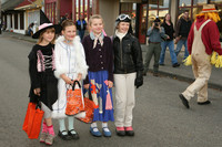 19588 Halloween on Vashon 2009