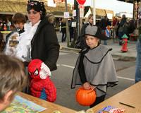 19600 Halloween on Vashon 2009