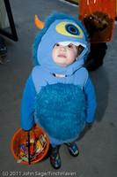 6100 Halloween on Vashon 2011
