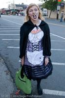 6104 Halloween on Vashon 2011