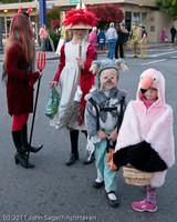 6151 Halloween on Vashon 2011