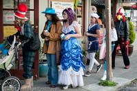 6155 Halloween on Vashon 2011