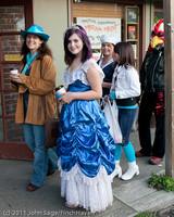 6156 Halloween on Vashon 2011