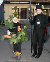 6188 Halloween on Vashon 2011