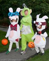 6199 Halloween on Vashon 2011