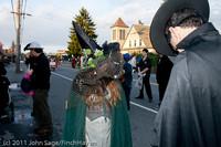 6203 Halloween on Vashon 2011
