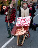 6206 Halloween on Vashon 2011