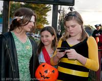 6224 Halloween on Vashon 2011