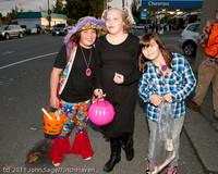 6239 Halloween on Vashon 2011