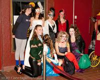 6263 Halloween on Vashon 2011