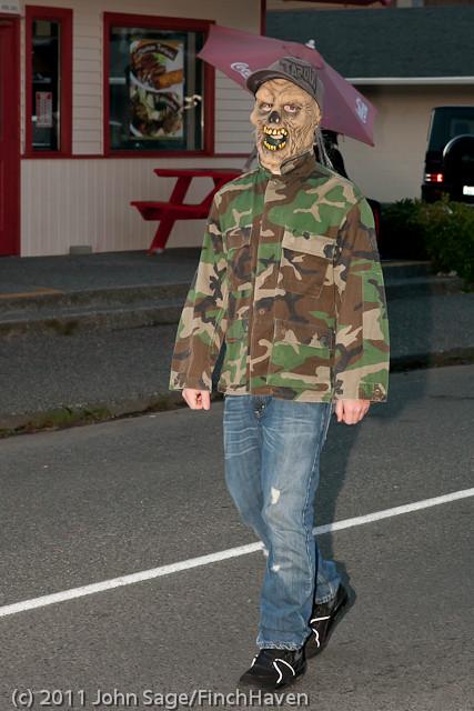 6272 Halloween on Vashon 2011
